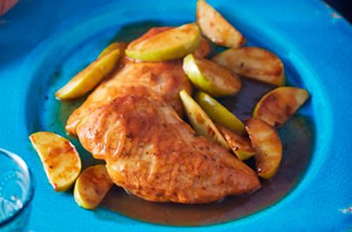 Pollo al Jengibre