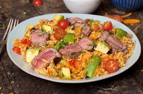 Mexicali Steak