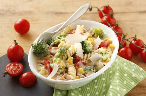 Knorr - Pasta mit Gemüse, Schinken und Käse
