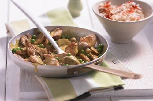 Knorr - Chinesisches Rindfleisch mit Erbsen und Lauch