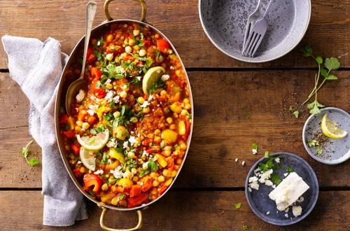 Knorr - Kichererbsen Curry