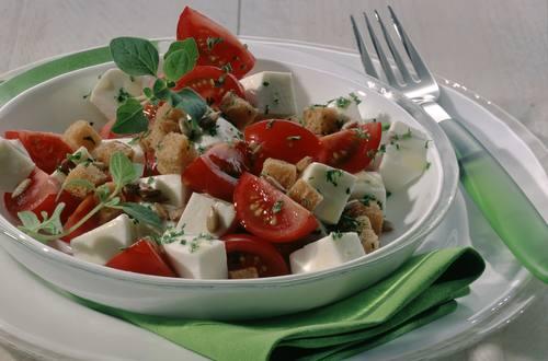Knorr - Tomaten-Mozzarella-Salat