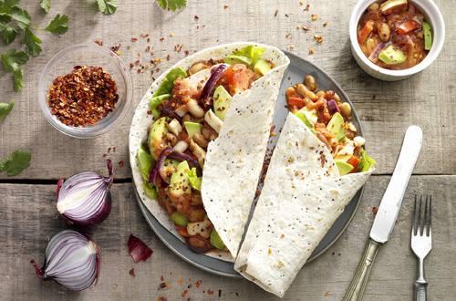 Knorr - Gefüllte Tortillas
