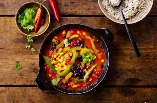Vegetarische Chili