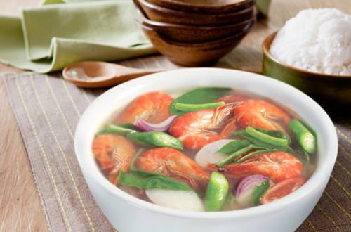 Shrimp Sinigang Recipe