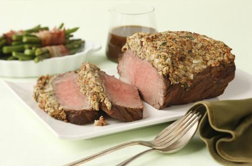 Knorr - Roastbeef mit Pfefferkruste