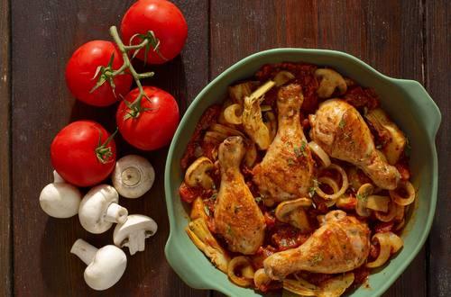 Chicken Mushroom Toscana
