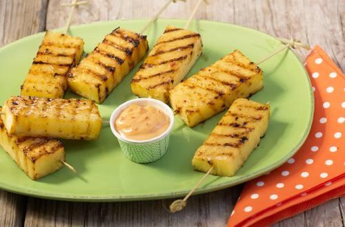 Knorr - Gegrillte Ananas