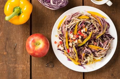 Knorr - Krautsalat rot-weiß