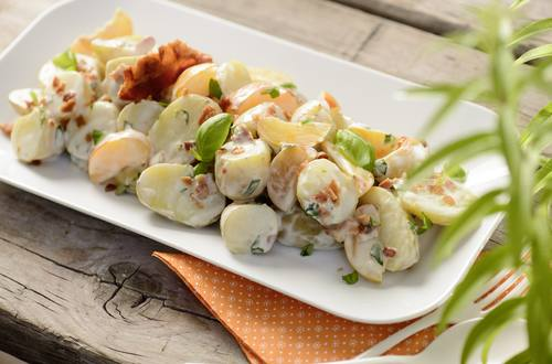 Knorr - Baconnaise Kartoffelsalat