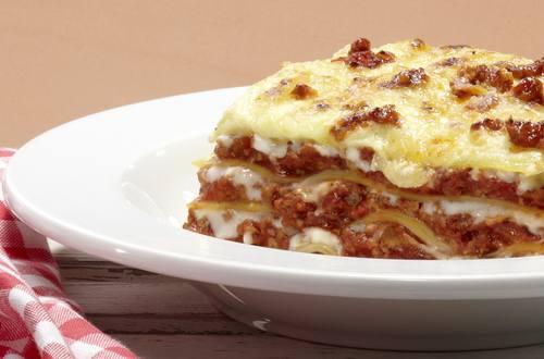 Knorr - Lasagne al forno mit Spinat
