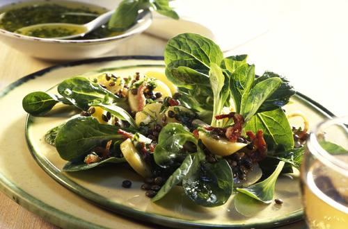 Knorr - Kartoffel-Linsen-Salat