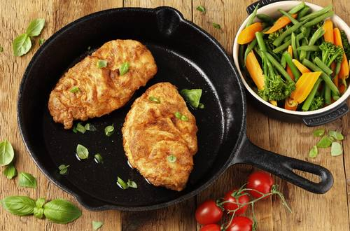 Chicken fried steak
