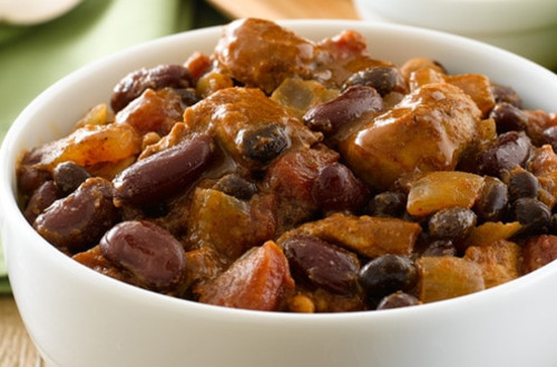 Slow Cooker Southwest Chicken Chili