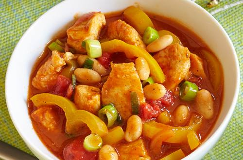 Chili con Chicken