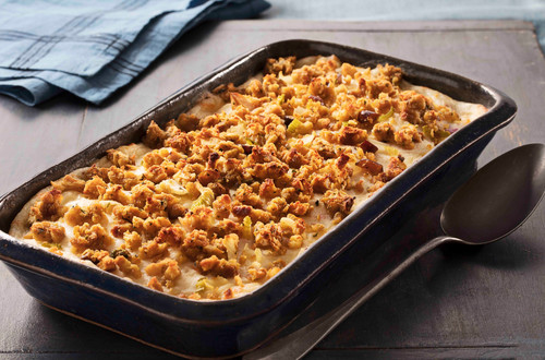 Thanksgiving Leftover Turkey Casserole Recipe