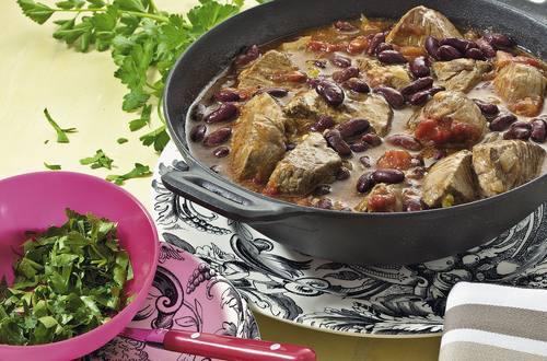 Knorr - Bohnen-Stew