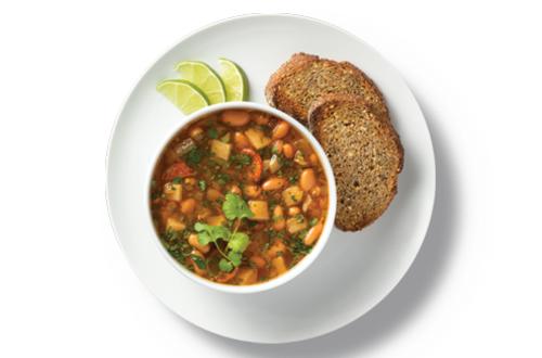 Caldo Gallego (White Bean Soup)