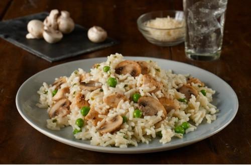 Garlic & Parmesan Chicken