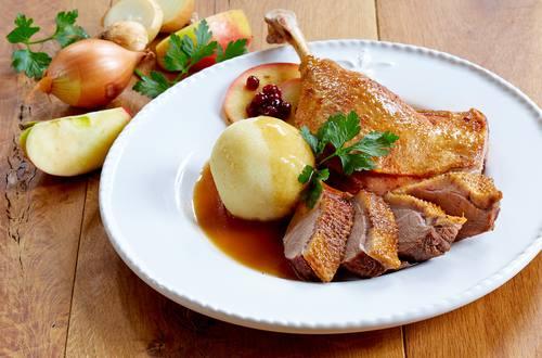 Knorr - Gänsebraten