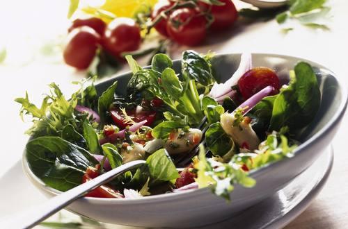 Knorr - Italienischer Feldsalat mit weißen Bohnen