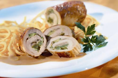 Knorr - Rouladen in Weißwein