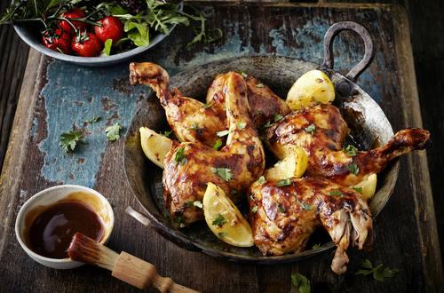 Knorr - American Smokey Chicken Legs