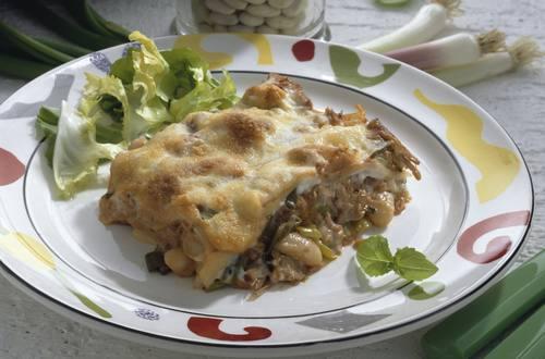 Lasagne_mit_Thunfisch-Bohnen-Fuellung