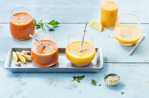 Knorr - Power Smoothie Karotte und Tomate