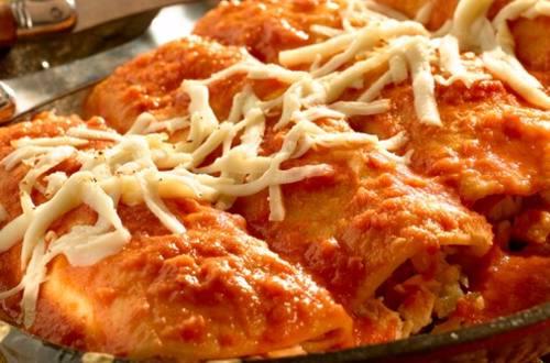 Enchiladas Rojas Knorr