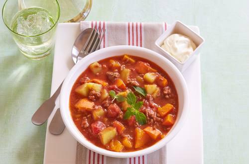 Knorr - Kartoffel-Kürbis-Chili