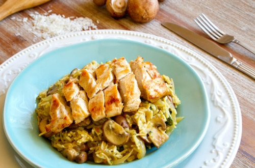 Chicken and Rice Medley