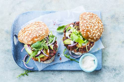 Knorr - Vegane Hamburger
