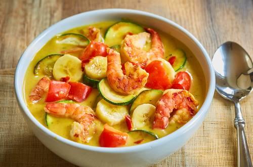 Knorr - Garnelen Curry