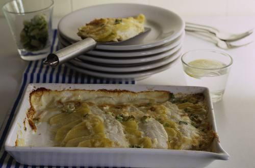 Knorr - Kartoffelfisch