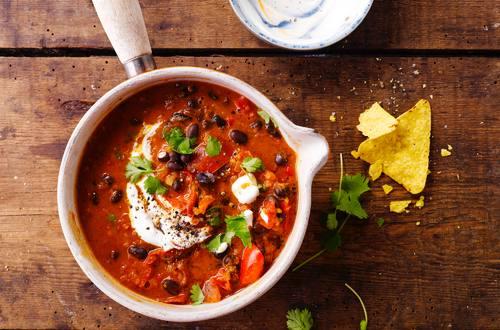 Klimavenlig Chili Sin Carne