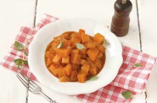 Knorr - Cremiges Süßkartoffel-Gulasch