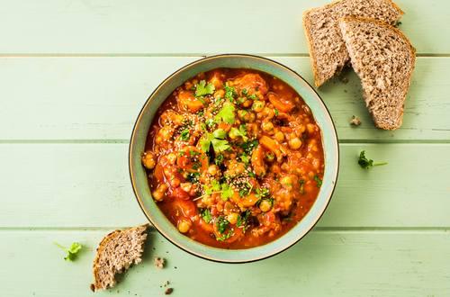 Knorr - Kichererbsen-Linsen-Stew