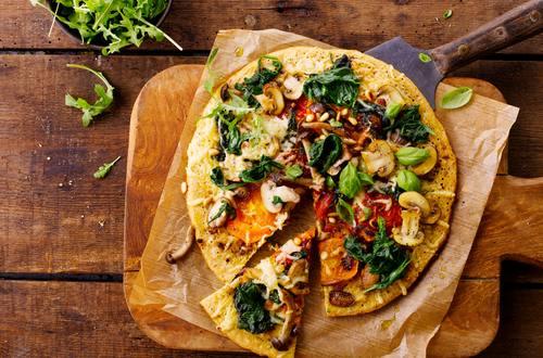 Knorr - Pizza Pfannkuchen