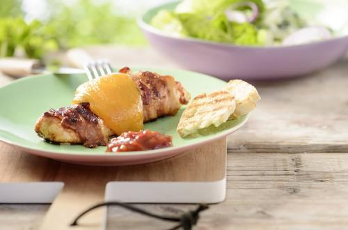 Knorr - Gegrilltes BBQ Hähnchen