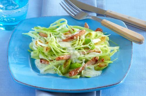 Knorr - Spitzkohl-Kasseler-Salat