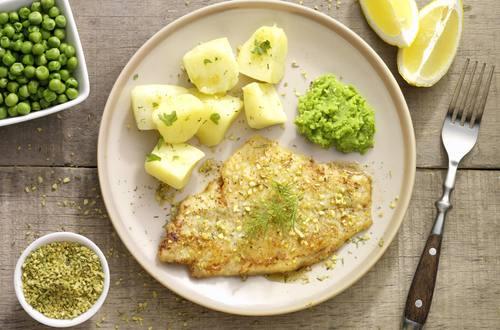 Knorr - Gebratene Fischfilet Müllerinen Art