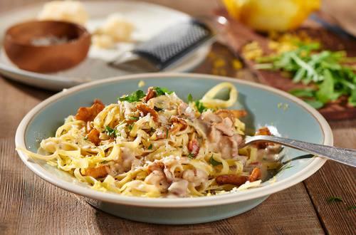 Knorr - Pfifferling Walnuss Pasta
