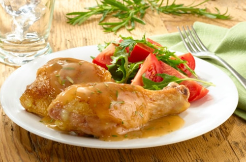 Tuscan Roasted Rosemary Chicken