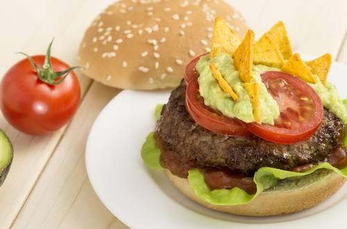 Knorr - BBQ Chili-Burger