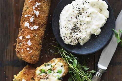 Kartoffelkroketter