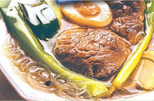 Batangas Bulalo with Sotanghon Recipe