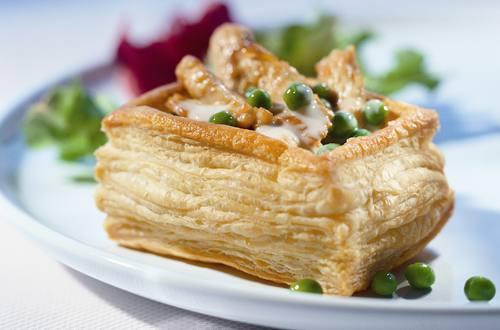 Knorr - Blätterteig-Pasteten