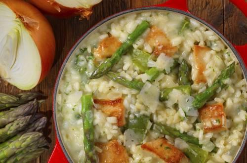 Knorr - One Pot Risotto mit Hähnchen