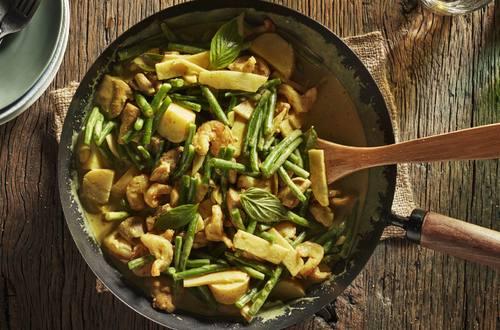 Knorr - One Pot Grünes Thai-Curry